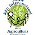 Logo año internacional agricultura familiar