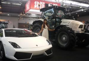 El espectáculo de la maquinaria agrícola en FIMA
