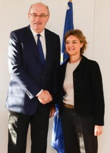 Los recortes en comunicación de la Comisión Juncker
