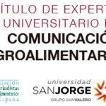 Título de experto universitario, comunicación agroalimentaria