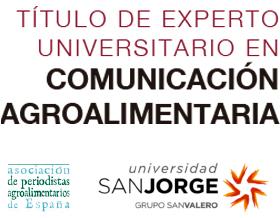 Título de experto universitario en Comunicación agroalimentaria
